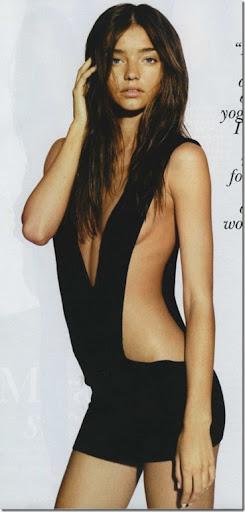 Miranda Kerr Australian Vogue Magazine Photos1